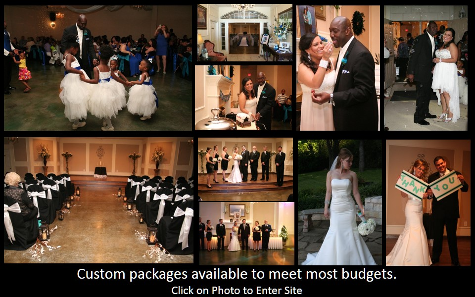 Grand Traditions, Weddings, Receptions, Banquets, Ceremony, Ballroom, Gazebo, Family Owned and Operated, DFW Weddings, DFW Receptions, Chair Covers by Yoli, Cakes by Candy Haven,